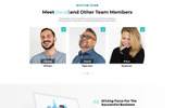 StartUp - Business Startup Company HTML5 Landing Page Template