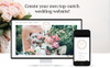Belle Fleur - Wedding Landing Elementor WordPress Theme Big Screenshot