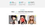 Responsive InLook - Fashion HTML5 Açılış Sayfası Şablonu