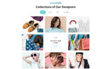 inLook - Fashion HTML5 Landing Page Template