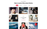 Responsivt MomiStudio - Videography Services HTML5 Landing Page-mall