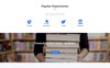 Learner - Education Multipurpose HTML5 Website Template Big Screenshot