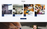 Reszponzív Learner - Education Multipurpose HTML5 Weboldal sablon