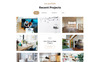 reDecor - House Renovation HTML5 Landing Page Template Big Screenshot