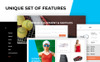 YellowBall - Tennis Store PrestaShop Theme Big Screenshot