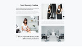 Glory - Divine Beauty Salon Multipage Template Web №70383