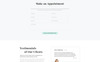 Glory - Divine Beauty Salon Multipage Website Template Big Screenshot