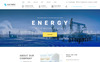 Dynamics - Industrial Multipage HTML5 Website Template Big Screenshot