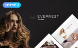 Eveprest Lingerie 1.7 - Lingerie Store PrestaShop Theme