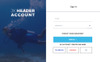 Watersports - Diving Store PrestaShop Theme Big Screenshot