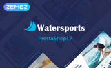 "PrestaShop motiv ""Watersports - Diving Store"""
