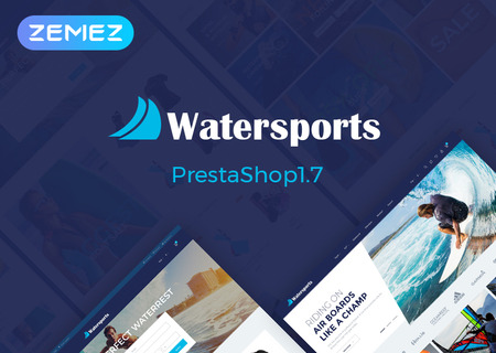 Watersports - Diving Store
