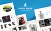 Eveprest Electronics 1.7 - Electronics Store PrestaShop Theme Big Screenshot
