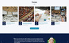 John Harrison - Elegant Education Multipage HTML Website Template Big Screenshot