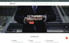 ExtraFast - Web Design Studio HTML5 Landing Page Template Big Screenshot