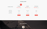 ExtraFast - Web Design Studio HTML5 Landing Page Template