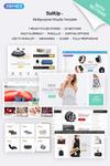 SuitUP — Многоцелевая Shopify тема интернет-магазина