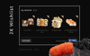SushiExpress - Restaurant Store PrestaShop Theme Big Screenshot