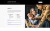 """Buy&Sell - Bright Business Consultant HTML"" Responsive Landingspagina Template Groot  Screenshot"