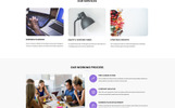 """""""Buy&Sell - Bright Business Consultant HTML"""" Responsive Landingspagina Template"""