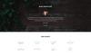 """Responzivní Šablona mikrostránek """"Buy&Sell - Bright Business Consultant HTML"""" Velký screenshot"""