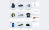 Rogers - Baseball Team Multipage HTML5 Template Web №70848 Screenshot Grade