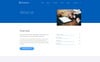 Prosperity - Banking Multipage HTML5 Website Template Big Screenshot