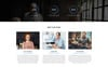 "Landing Page Template namens ""eConsulat - Solid Business Company HTML"" Großer Screenshot"