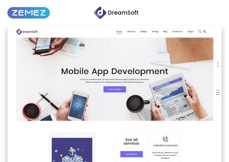 Development Multipage HTML