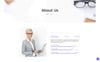 DreamSoft - Software Development Company Multipage Template Web №71028 Screenshot Grade