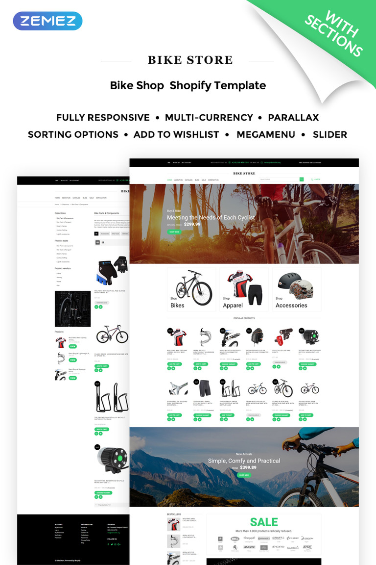 Bike store responsive shopify theme 71319 bike store responsive shopify theme new screenshots big fandeluxe Choice Image