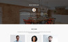 Interiart - Interior Design HTML Landing Page Template Big Screenshot