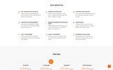 """Edifice - Construction Services HTML"" Responsive Landingspagina Template"