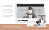 "PrestaShop Theme namens ""Eveprest Bike 1.7 - Bike Store"" Großer Screenshot"