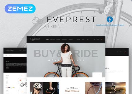 Eveprest Bike 1.7 - Bike Store