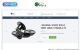 Reszponzív Eco Plast - Plastic Solutions HTML5 Nyítóoldal sablon