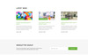 Reszponzív Eco Plast - Plastic Solutions HTML5 Nyítóoldal sablon Nagy méretű képernyőkép