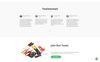 Renovate - Repair Service HTML5 Landing Page Template Big Screenshot