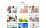 "Landing Page Template namens ""MedClinic - Private Medical Clinic HTML5"""