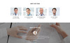 "Landing Page Template namens ""MedClinic - Private Medical Clinic HTML5"" Großer Screenshot"
