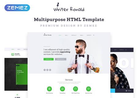 Personal Multipurpose HTML