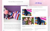 "PrestaShop шаблон ""Eveprest Kids 1.7 - Kids Store"""
