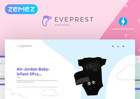 Eveprest Kids 1.7 - Kids Store