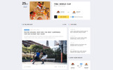 "HTML шаблон ""Dragons - Basketball Team Multipage HTML5"""