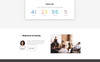 Eventy - Nice Public Event Multipurpose HTML Template Web №72010 Screenshot Grade