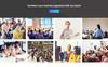 Responsive Eventy - Nice Public Event Multipurpose HTML Web Sitesi Şablonu Büyük Ekran Görüntüsü