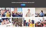 """Eventy - Nice Public Event Multipurpose HTML"" 响应式网页模板"