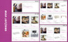 "Responzivní PrestaShop motiv ""Glass and Cloth - Dishes Store"" Velký screenshot"