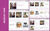 "Responzivní PrestaShop motiv ""Glass and Cloth - Dishes Store"""