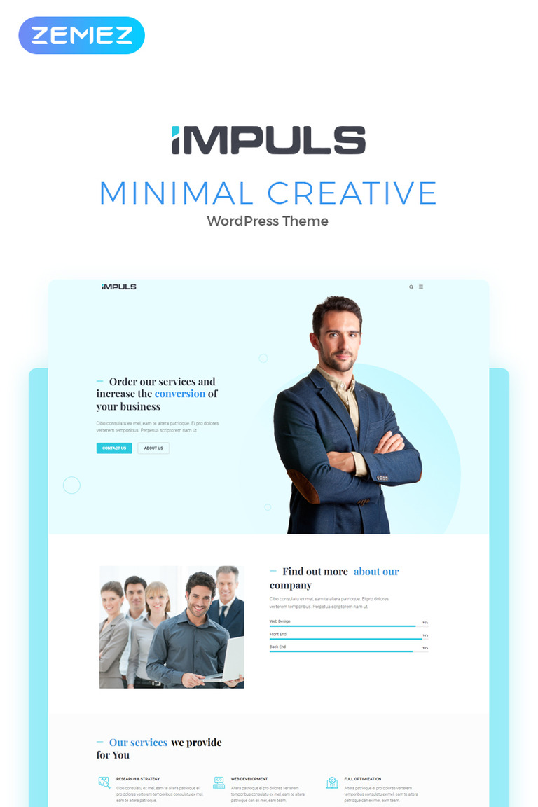 Impuls minimal creative business elementor wordpress theme 73231 impuls minimal creative business elementor wordpress theme new screenshots big flashek